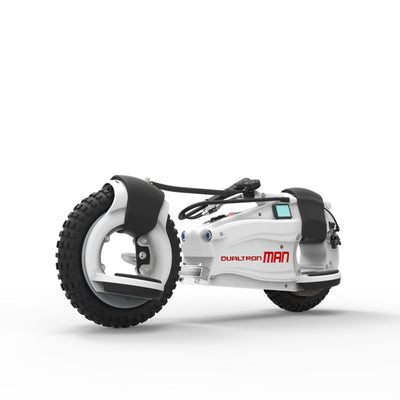 Dualtron Man Electric Scooter Profile