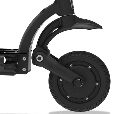 Dualtron Raptor 2 Electric Scooter Front Suspension Detail