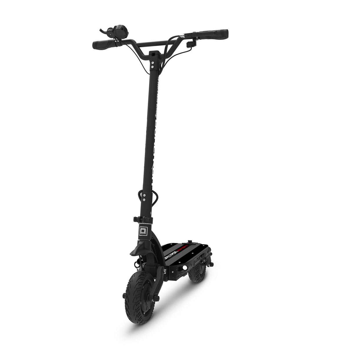 Dualtron Raptor 2 Solid Tire Electric Scooter Front