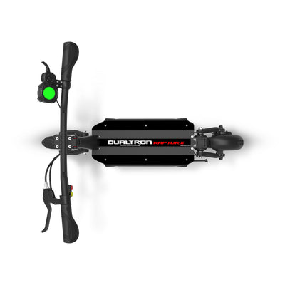 Dualtron Raptor 2 Electric Scooter Top View