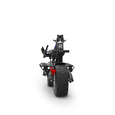Dualtron Thunder Electric Scooter Folding Profile