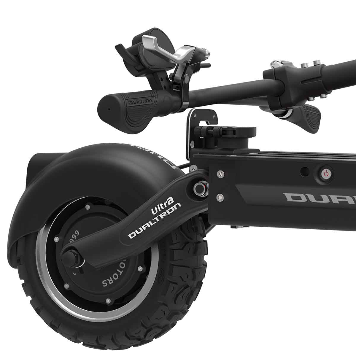 Dualtron Ultra Electric Scooter Folding detail