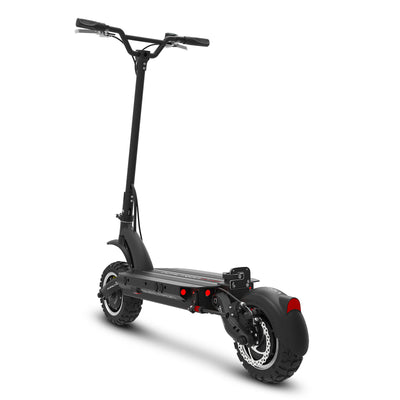 Dualtron Ultra Electric Scooter Rear Profile
