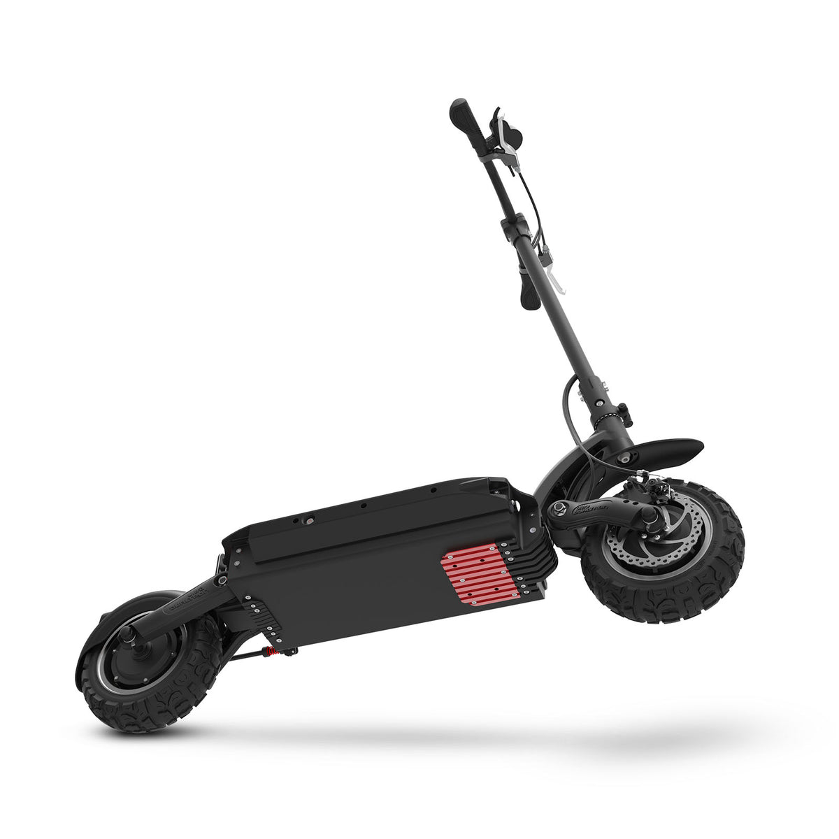 Dualtron Ultra Electric Scooter bottom detail