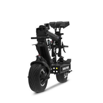 Dualtron X Electric Scooter Folded Front