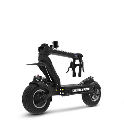 Dualtron X Electric Scooter Folded Front No Seat