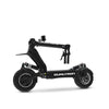 Dualtron X Electric Scooter Folded Left Side No Seat