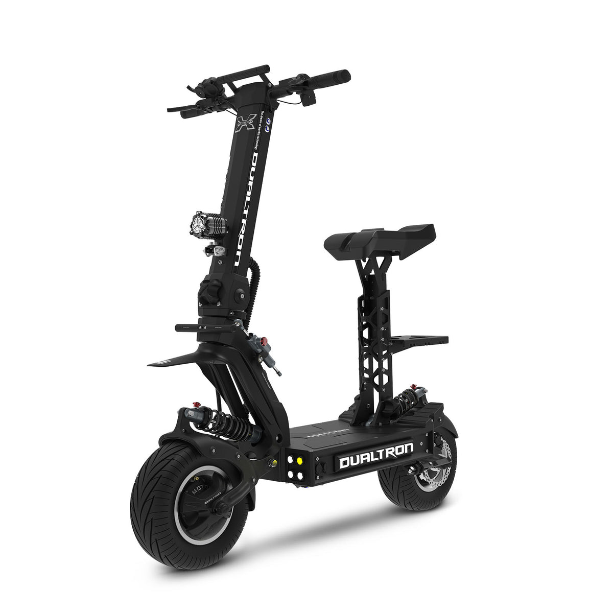 Dualtron X Electric Scooter Front Profile