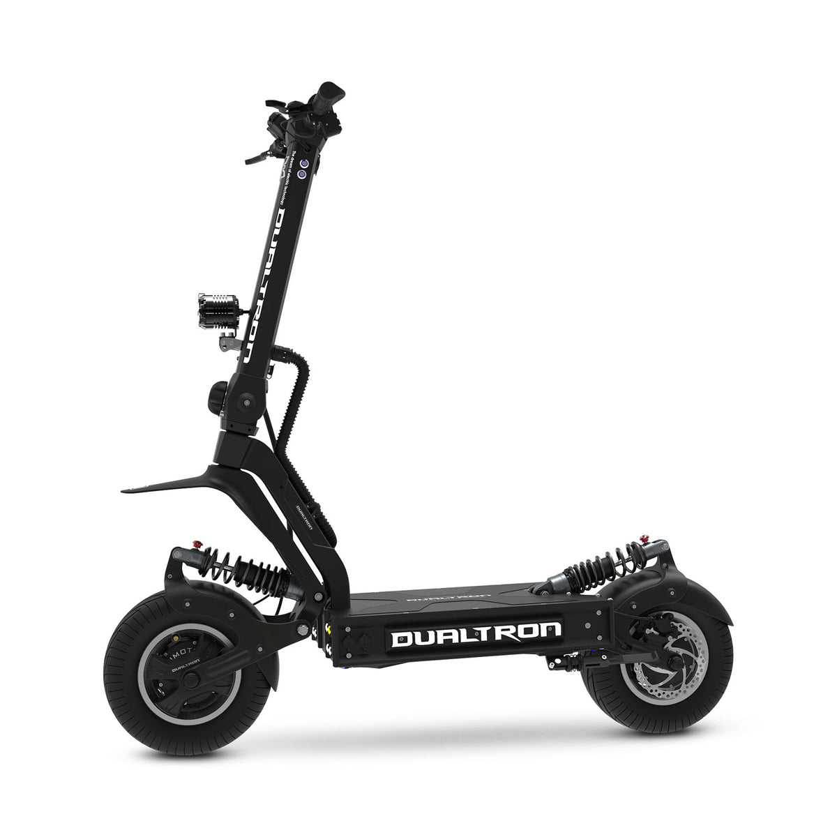 Dualtron X Electric Scooter Left Side No Seat