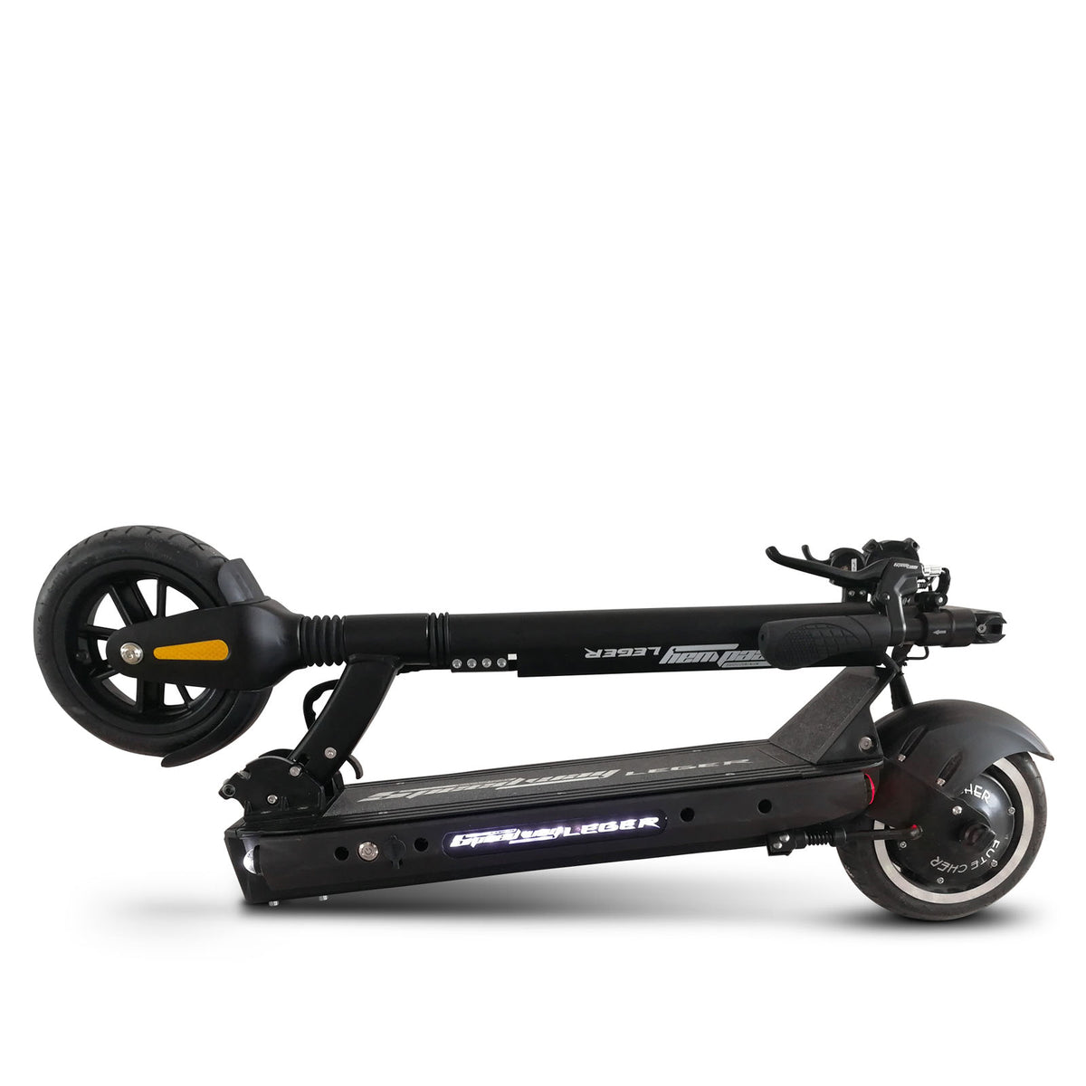 Speedway Leger Electric Scooter Folded