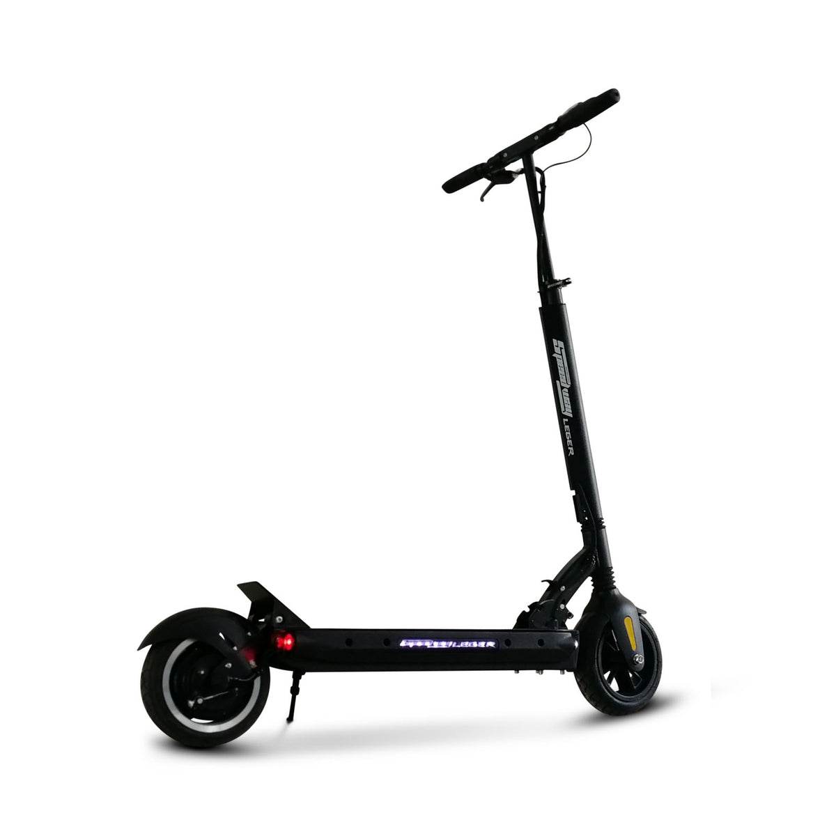 Speedway Leger Electric Scooter Side Detail