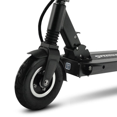 Speedway Mini 4 Pro Electric Scooter Front Detail