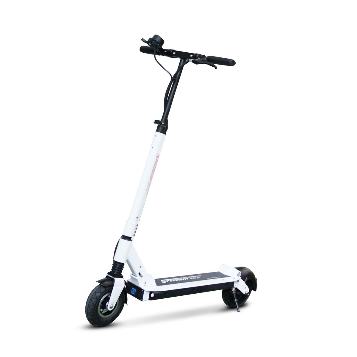 Speedway Mini 4 Pro Electric Scooter Profile White
