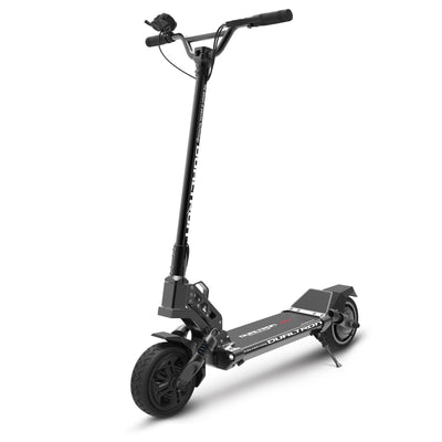 minimotors dualtron mini electric scooter fron profile