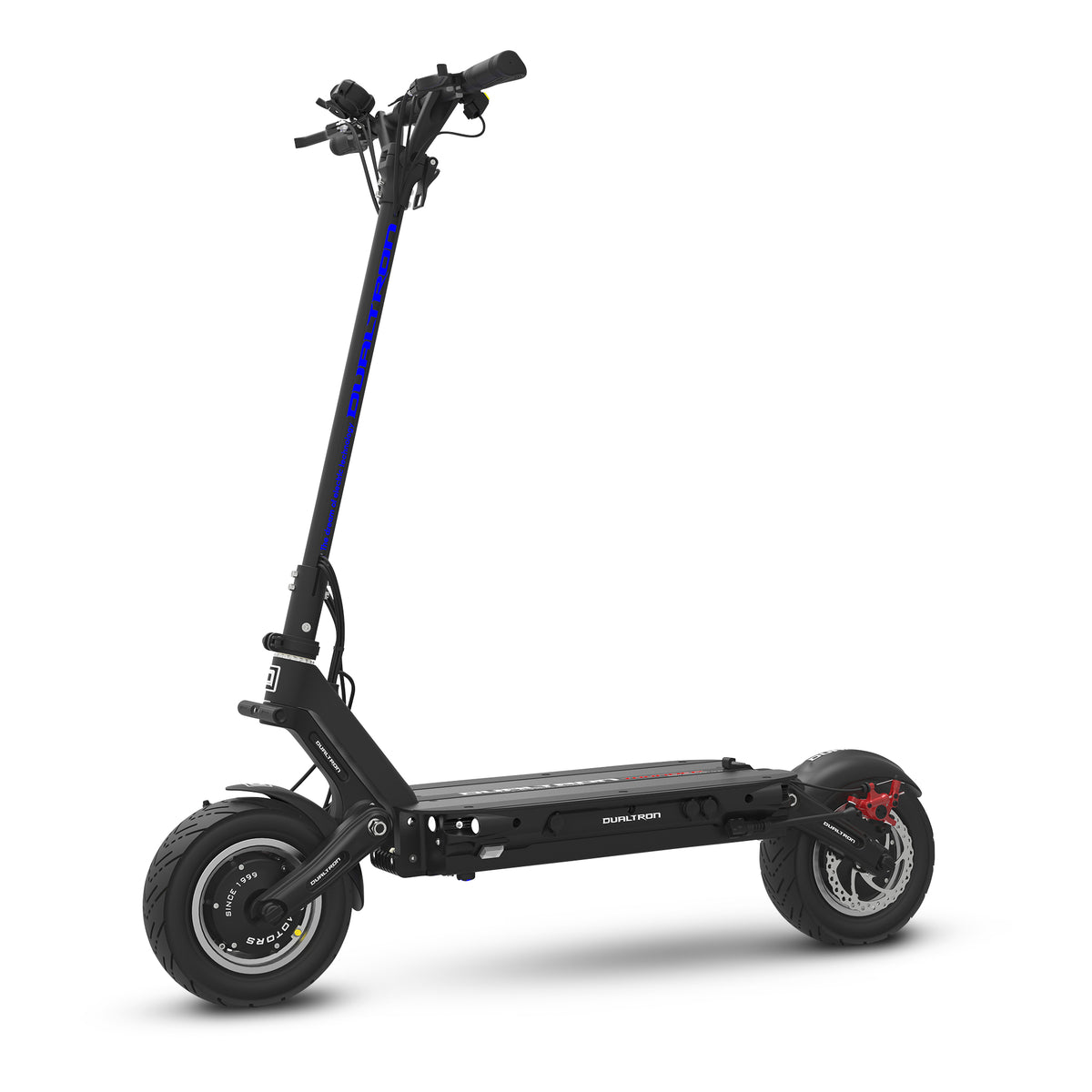 Dualtron Thunder Electric Scooter Side Profile