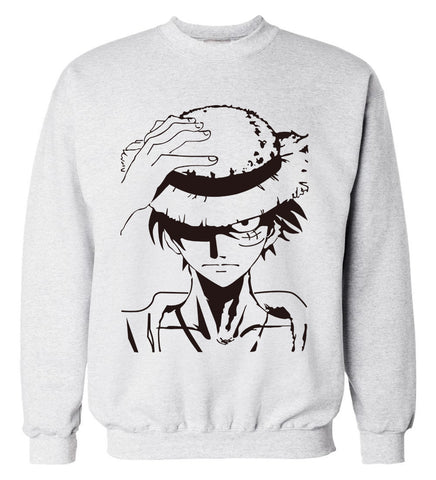 One Piece My Name Is Luffy - Sweatshirt