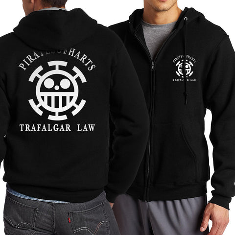 One Piece Trafalgar Law - Hoodie