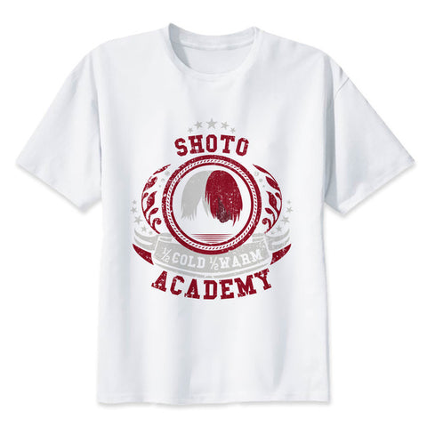 My Hero Academia Todoroki Hot & Cold Academy - T-Shirt