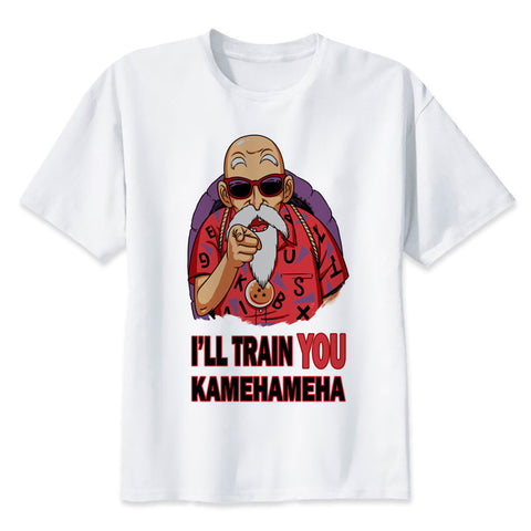 Dragon Ball Master Roshi Kamehameha School - T-Shirt