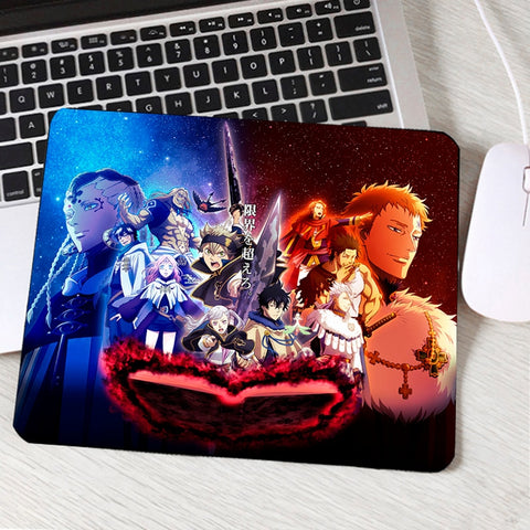 Black Clover Mouse Pad