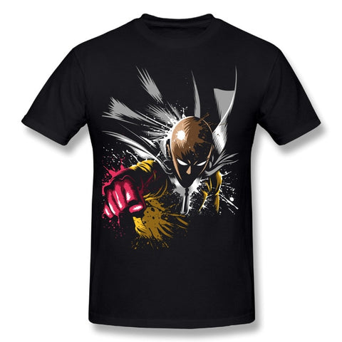 One Punch Man Death Punch T-Shirt