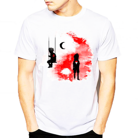 Naruto & Sasuke Sadness and Sorrow T-Shirt
