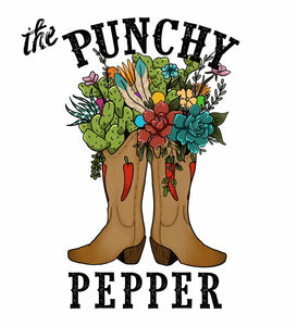 The Punchy Pepper