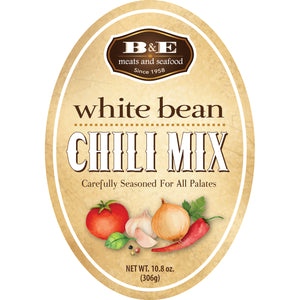 Darn Delicious Chili Mix White Bean