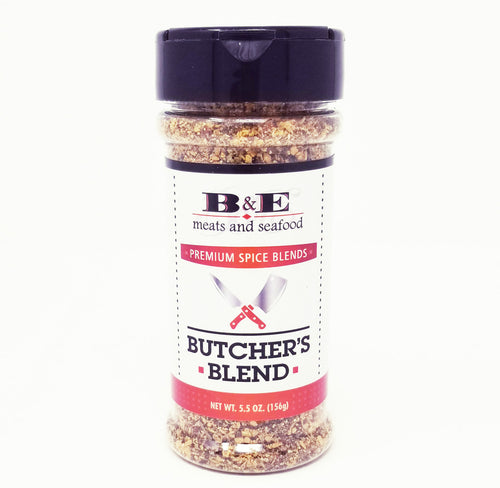 Butcher's Blend, seasoning (5.5 oz. per container)