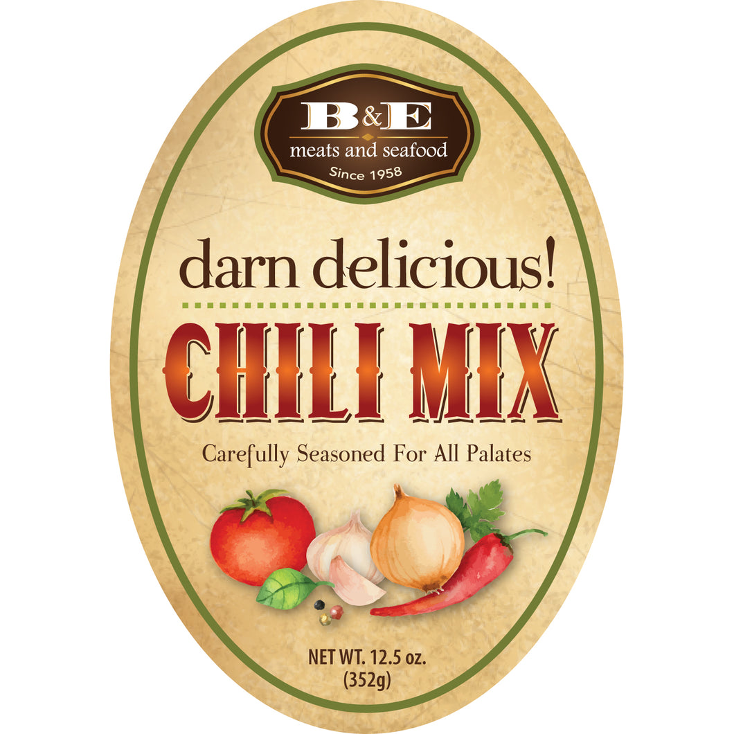 Darn Delicious Chili Mix