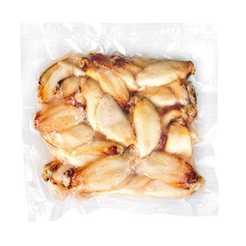 Dungeness crab leg meat (priced per 1/2 lb.)