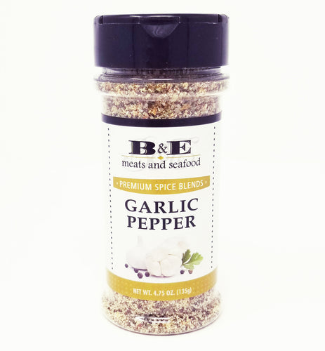 Garlic Pepper, seasoning (4.75 oz. per container)