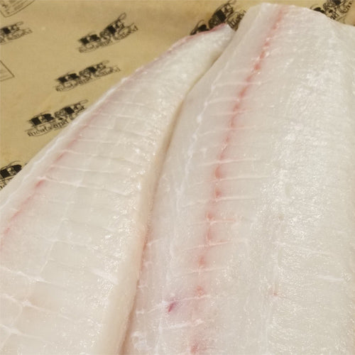 Halibut frozen, Alaskan (priced per lb.)