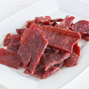 Beef jerky, original (priced per lb.)
