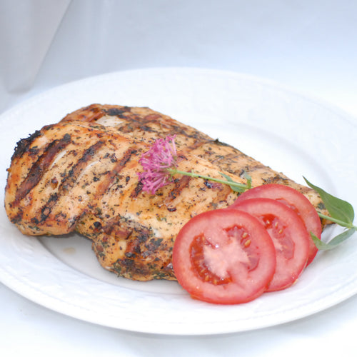 Kalbi chicken breast (priced per lb.)