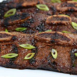 Kalbi ribs, bone in (priced per lb.)