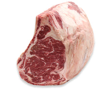 Load image into Gallery viewer, Prime grade dry aged rib roast ($24.99 per lb.)
