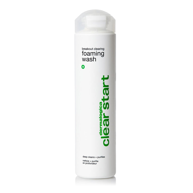 NEU: Breakout Clearing Foaming Wash