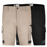 BAD ATTITUDE™ SLIM FIT WORK SHORTS