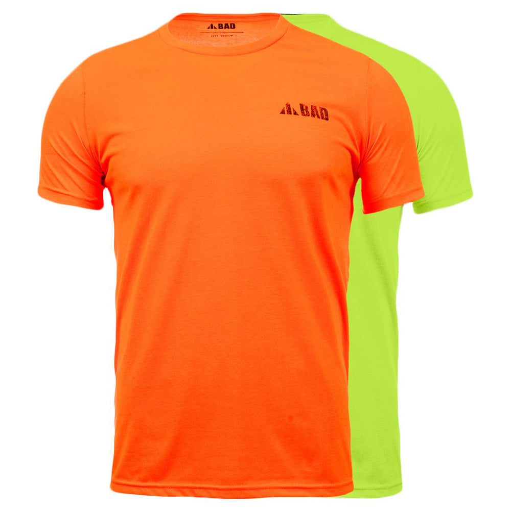 BAD® TRADEMARK HI-VIS S/S T-SHIRT