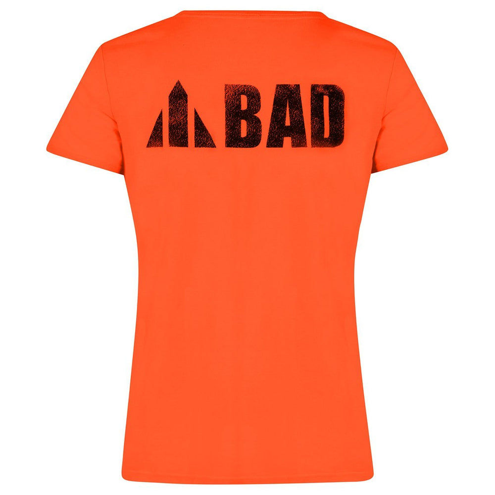 BAD® WOMEN'S TRADEMARK HI-VIS S/S T-SHIRT