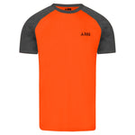 BAD® TRADEMARK RAGLAN HI-VIS S/S T-SHIRT