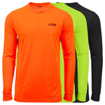 BAD® TRADEMARK HI-VIS L/S T-SHIRT