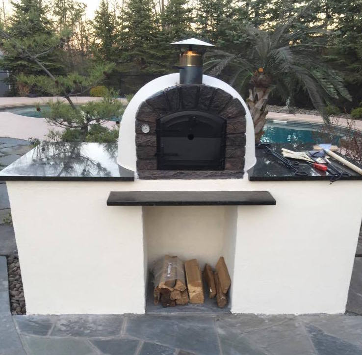 FAMOSI PIZZA OVEN - Authentic Pizza Ovens