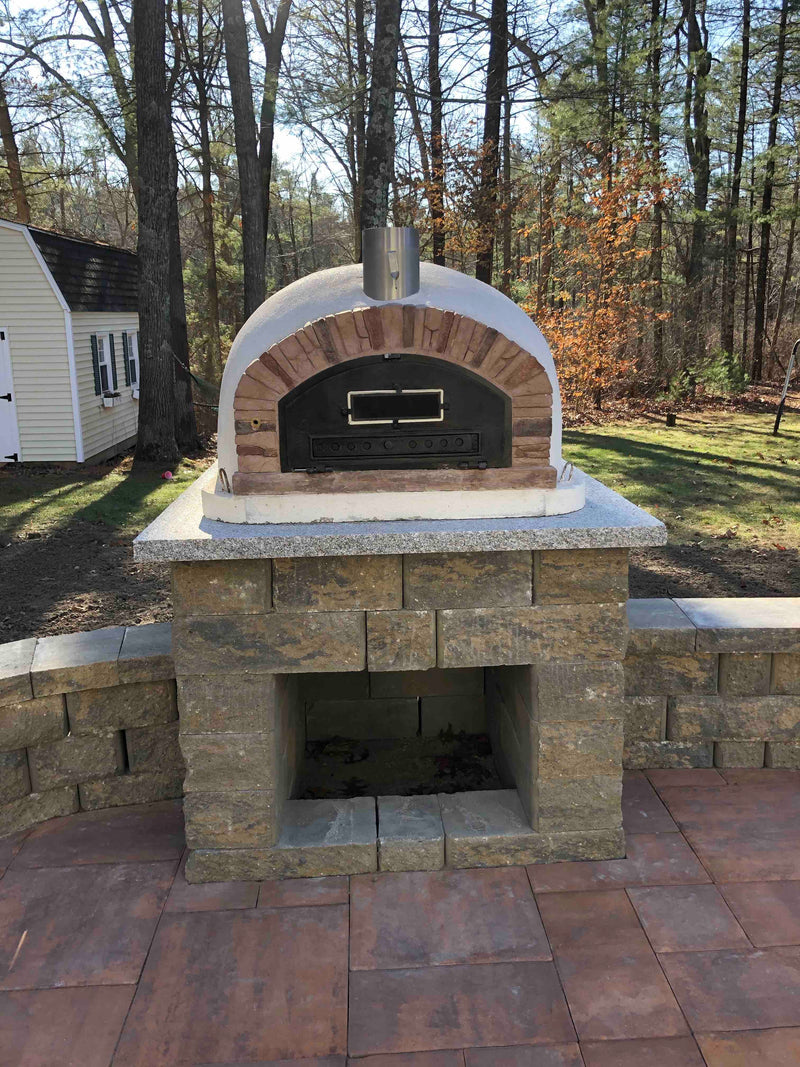 "BUENA VENTURA ""RED BRICK"" PREMIUM PIZZA OVEN **BRAND NEW** - Authentic Pizza Ovens"