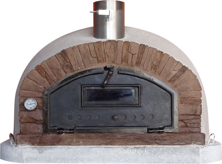 "BUENA VENTURA ""red"" PREMIUM PIZZA OVEN **BRAND NEW** - Authentic Pizza Ovens"