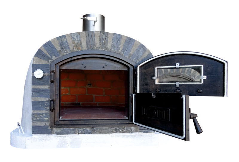 LISBOA PIZZA OVEN STONE ARCH- PREMIUM - Authentic Pizza Ovens