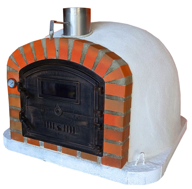 RUSTIC ARCH LISBOA PREMIUM PIZZA OVEN  **BRAND NEW** - Authentic Pizza Ovens