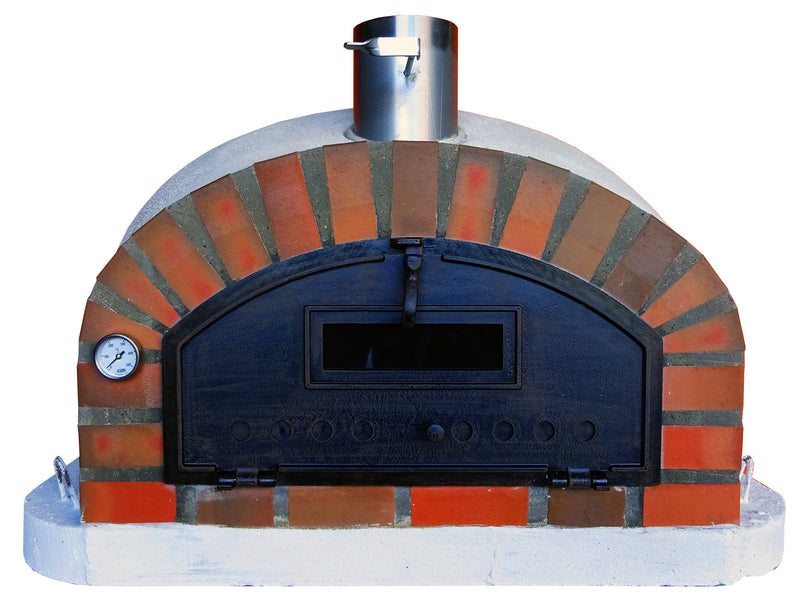 RUSTIC ARCH PIZZAIOLI PREMIUM PIZZA OVEN **BRAND NEW** - Authentic Pizza Ovens