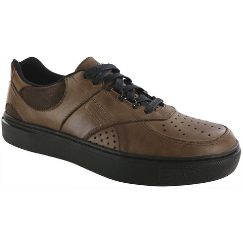 SAS Shoes High Street Mahogany: Comfort Men's Shoes